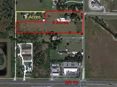 9-12 Acres In Lakewood Ranch
